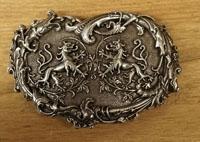 Emblem Gürtelschnallen