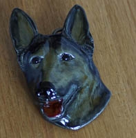 Hundenrassen Gürtelschnallen