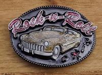 Rock & Roll Gürtelschnallen