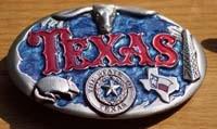 Texas Gürtelschnallen
